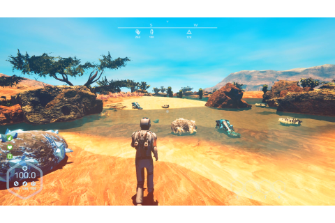 Save 20% on Planet Nomads on Steam