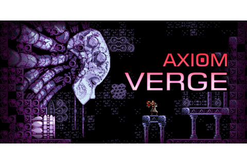 Axiom Verge | Nintendo Switch download software | Games ...