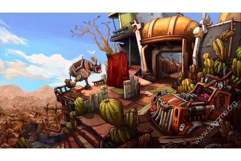 Deponia: The Complete Journey - Download Free Full Games ...