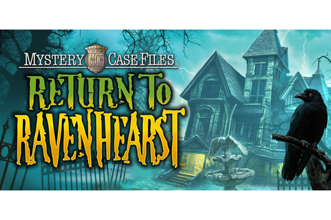Amazon.com: Mystery Case Files: Return to Ravenhearst ...