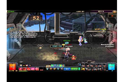 DNF Tower of Despair Shadow Dancer Floor 51-55 - YouTube
