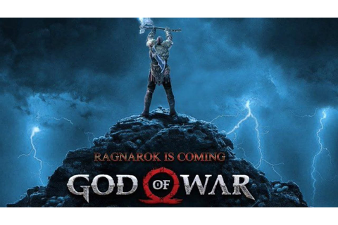 GOD OF WAR 2 (RAGNAROK?) COMING TO PS5 - YouTube