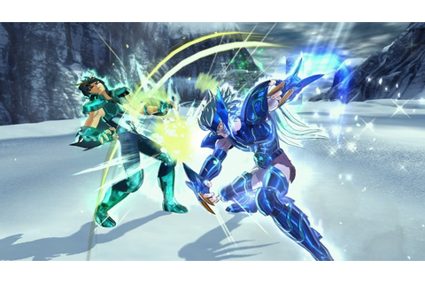 Game Review: Saint Seiya: Soldier's Soul (PS4) | AnimeBlurayUK