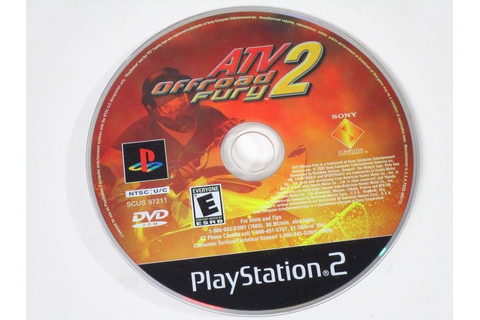 ATV Offroad Fury 2 game for Playstation 2 (Loose) | The ...