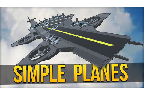 SimplePlanes - STAR DESTROYER | Let's Play Simple Planes ...