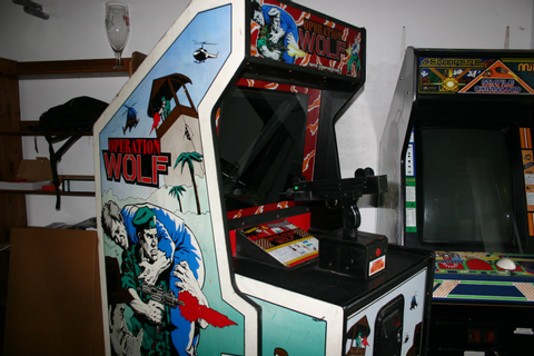Arcade and Video Game Modding: Operation Wolf : Repair Log ...