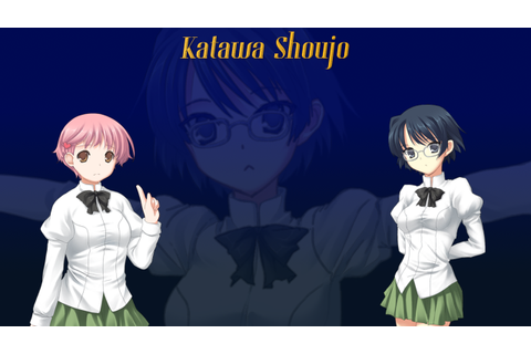 Katawa Shoujo: Shizune & Misha Computer Wallpapers ...
