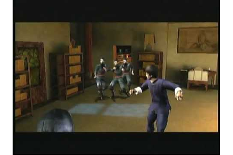 Bruce Lee - Quest Of The Dragon (X Box) Game play - YouTube