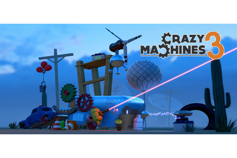 Crazy Machines 3 Free Download FULL Version PC Game