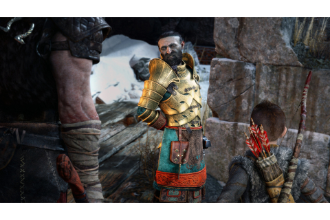 VIDEO GAMES: Kratos Must Teach His Son To Be A God In This ...