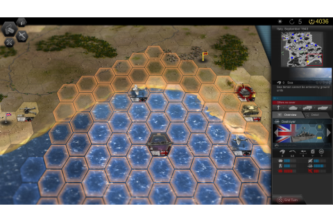 Download Panzer Tactics HD Full PC Game