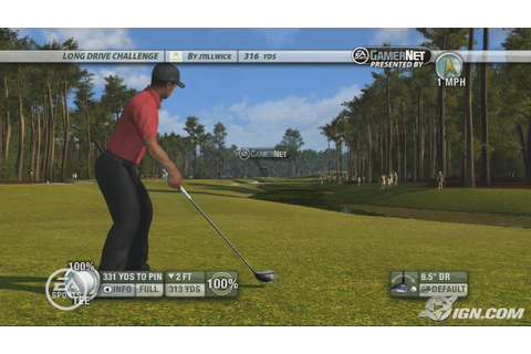 Tiger Woods 09 Screenshots, Pictures, Wallpapers ...