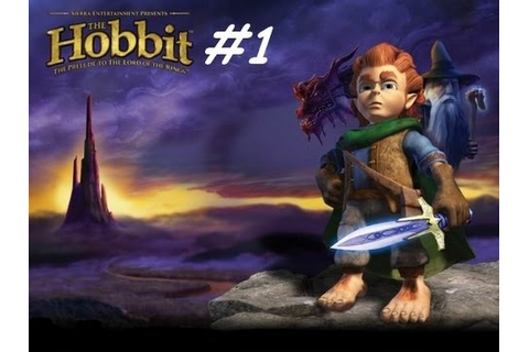 Let's Play - Bilbo Le Hobbit [1] - YouTube
