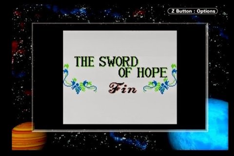 The RPG Consoler: Game 31: The Sword of Hope (Game Boy ...