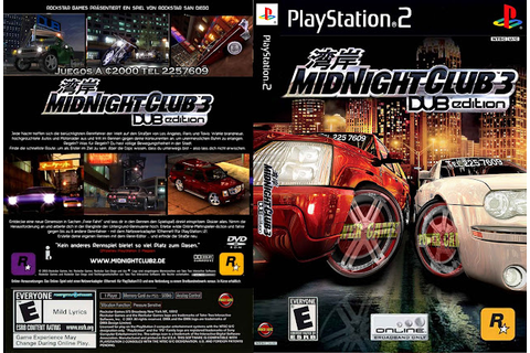 Cuper Games: Códigos e Cheats Midnight Club 3: Dub Edition ...