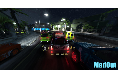 Download MadOut Full PC Game