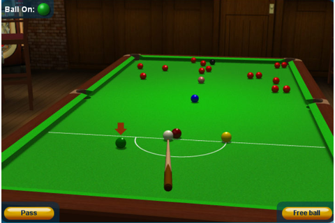 3d snooker game free download full version for pc