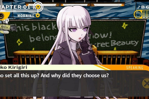 Danganronpa Unlimited Battle brings tap-heavy havoc to iOS