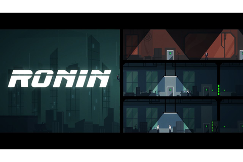 Ronin Out Today on PS4; Gets Launch Trailer