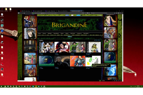 Brigandine Grand Edition ~ Full English Patch + ePSXe ...