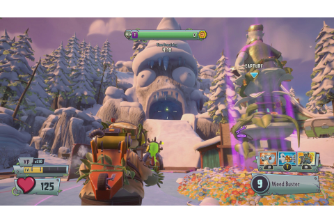 Plants vs Zombies: Garden Warfare 2 - All Gold Gnome ...