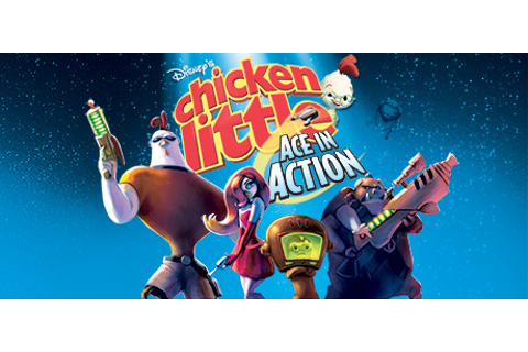 Disney's Chicken Little: Ace in Action on Steam