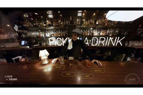 Last Call 360° Game - Mat Pat The Bartender - Sober Option ...