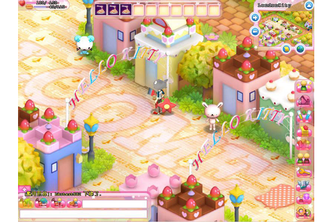 Hello Kitty Online Review and Download