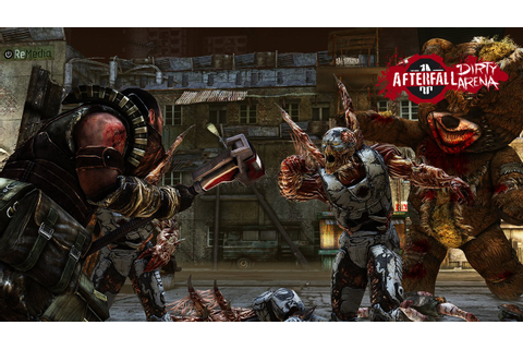 Afterfall: InSanity PC - JuegosADN