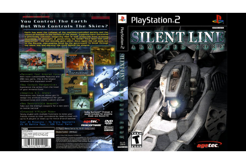 Armored Core Silent Line (PS2) - YouTube
