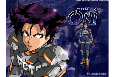 Oni (Game) - Zerochan Anime Image Board
