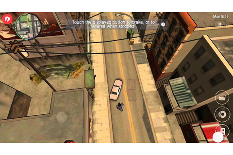 Grand Theft Auto: Chinatown Wars Gameplay - YouTube