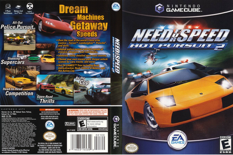 GH2E69 - Need for Speed: Hot Pursuit 2