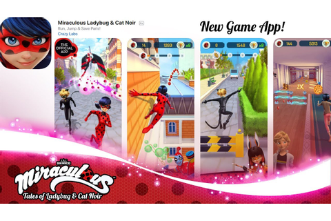Download Miraculous mobile game now!! 🐞 Tales of Ladybug ...