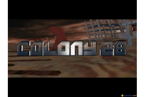 Colony 28 download PC