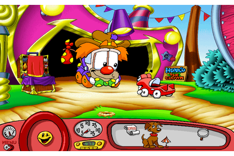 Putt-Putt® Joins the Circus - Android Apps on Google Play