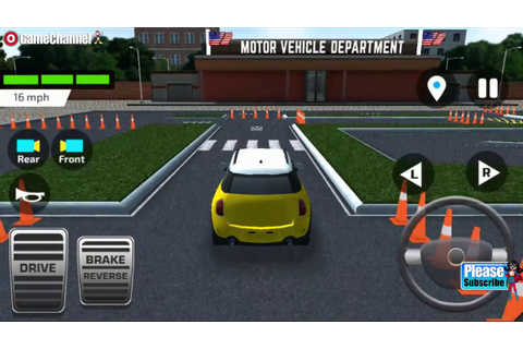 Car Driving Parking School - Racing Games - Videos Games ...