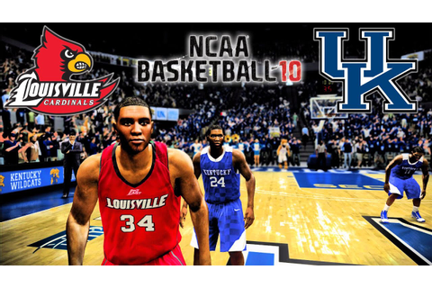 NCAA Basketball 10 - (XB360) -1080p 60fps | 2014 Gameplay ...