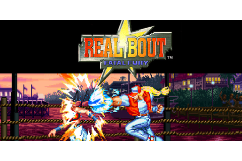 REAL BOUT FATAL FURY | NEOGEO | Games | Nintendo