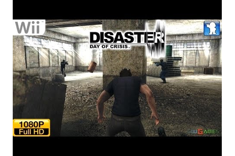 Disaster: Day Of Crisis - Wii Gameplay 1080p (Dolphin GC ...