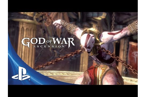 [God of War: Ascension] Interactive Deicide Simulator ...