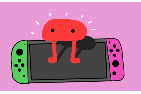 Only recently picked up Pikuniku and loving every second ...