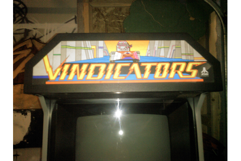 1989 Vindicators video arcade game for sale - We buy ...