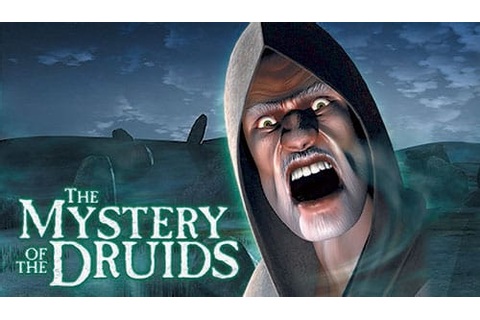 Save for The Mystery of the Druids | Saves For Games