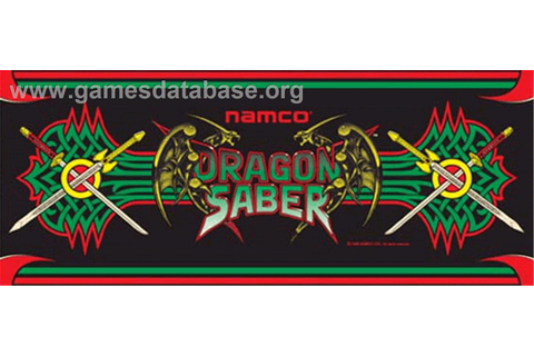 Dragon Saber - Arcade - Games Database