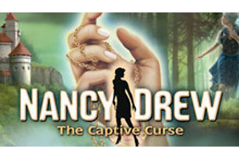 Nancy Drew: The Captive Curse | macgamestore.com