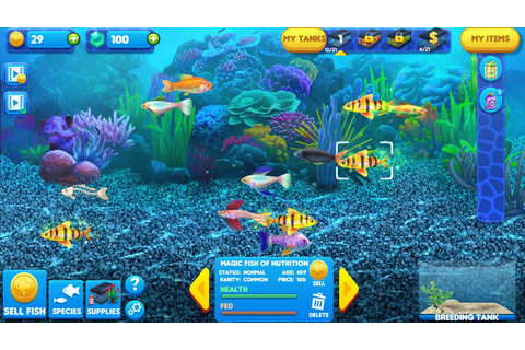 Fish Tycoon 2 - Virtual Worlds Land!