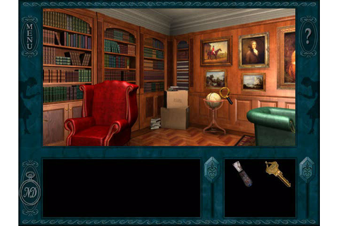Nancy Drew: Message in a Haunted Mansion > iPad, iPhone ...