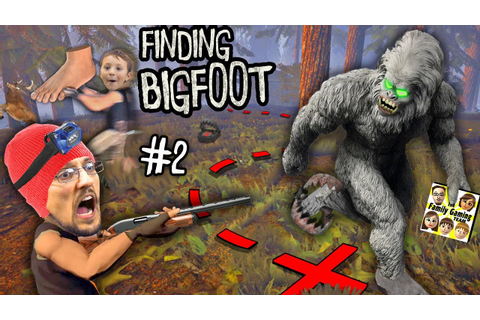 BIG FOOT RETURNS! MONSTER HUNTER & TRACKER GAMEPLAY ...
