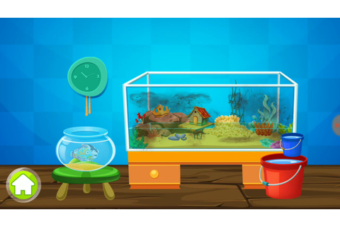 My Fish Tank Aquarium game - YouTube
